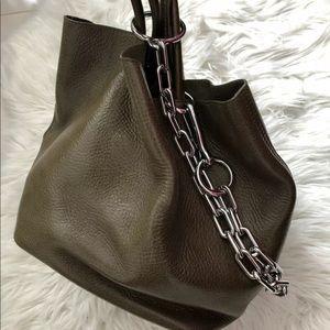 Alexander Wang Small Roxy tote bucket bag New